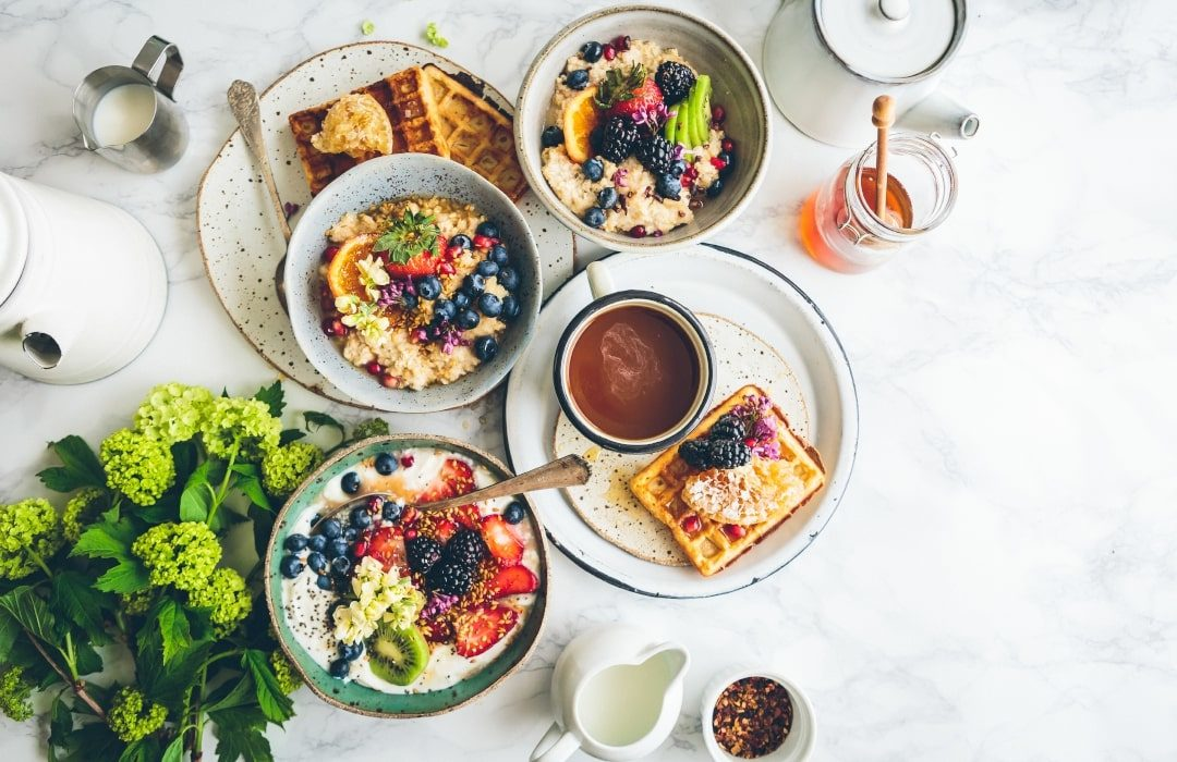 5 Types of Food for A Healthy Breakfast