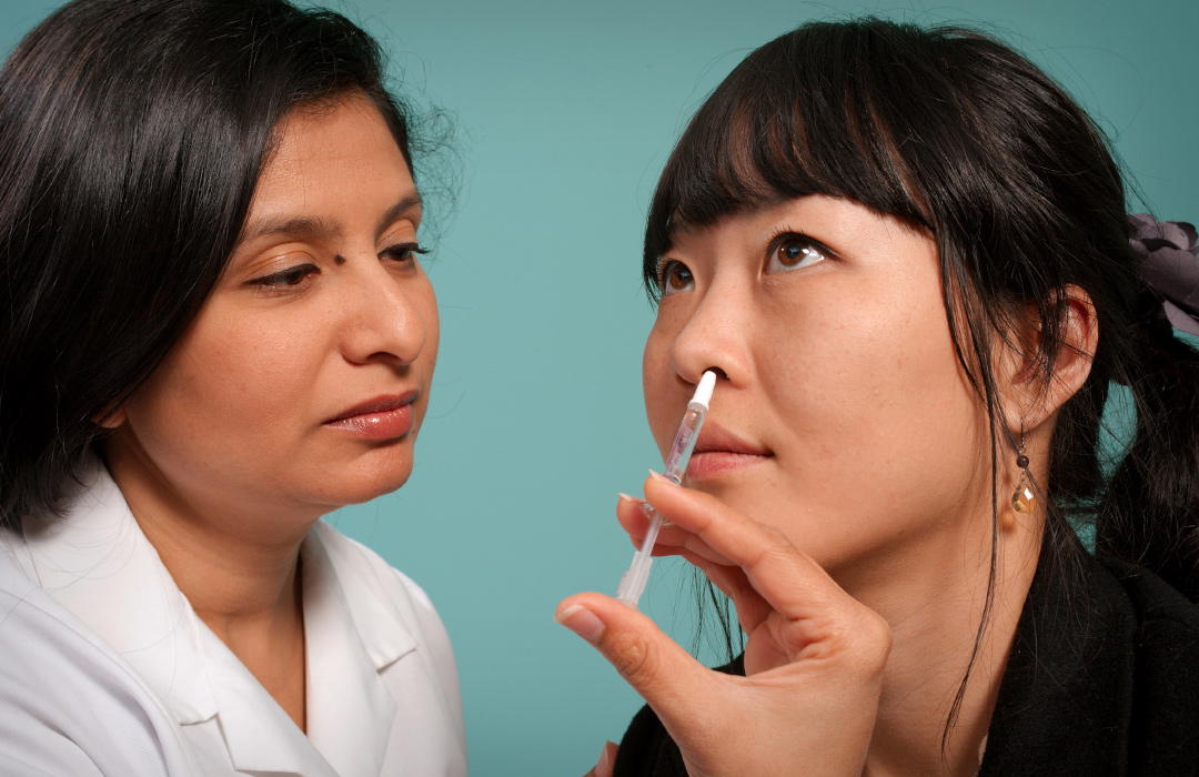 Nasal Irrigation for Sinus Infection