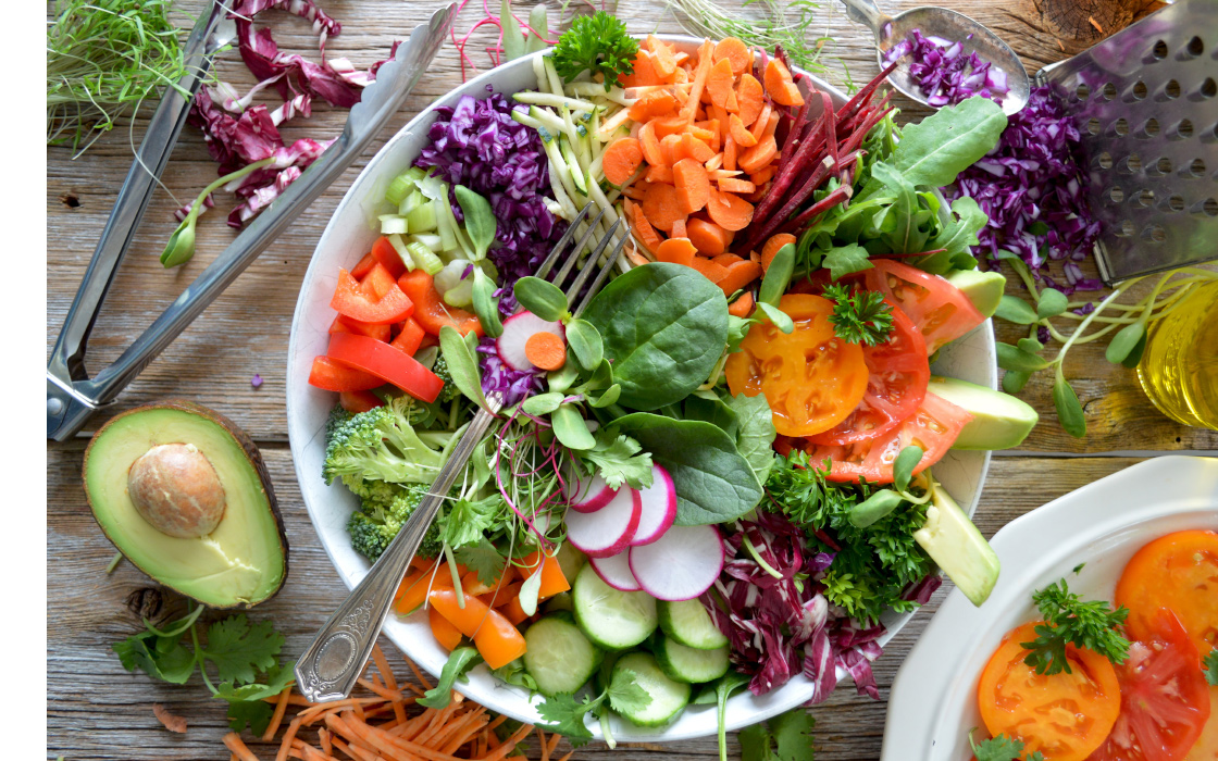 Vegetables and Fruits to Lower Cholesterol