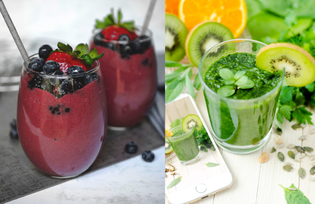 Smoothie - 3 day Detox to lose weight