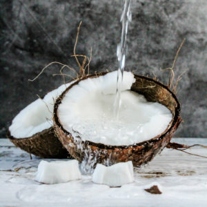 advantages of coconut water